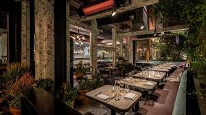 cuisine in gaze into makani a stylish for angeleno cuisine in venice