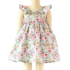 2016 New Arrival Summer Boutique Girl Dress Wholesale Girls Puffy Dresses For Kids Cheap Frock Design