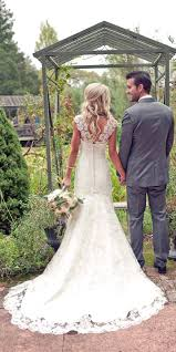 Bridal Inspiration Country Style Wedding Dresses See More