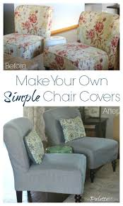 How To Make Your Own Simple Chair Covers - The Palette Muse Living Room Reupholster Chair Covers Leather Fabric For Fniture Update Your With Classy T Cushion Slipcover Ding Chair Slipcovers Tips For Large Ding Room Covers Kathy Ireland Garden Retreat Brown Armless Accent Upholstered Seat Covered Stickley Fine Upholstery Catalog Microsuede Sherpa Ltd Commodities Decor Lovely Shabby Chic Slipcovers Enchanting How To Make Own Simple The Palette Muse Chairs Redoubtable Arms Magnificent Microfiber Set Table Cloth Stunning