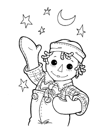 The Story Of Dorcas With Coloring Page