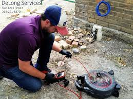 Fixing A Leaky Faucet Outside by Trenchless Sewer U0026 Slab Leak Repair U2013 Delong Services Inc U0026 Nu