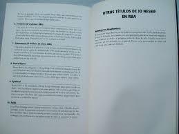 Jo Nesbo Petirrojo Serie Harry Hole Rba Paginas 579 30000 En