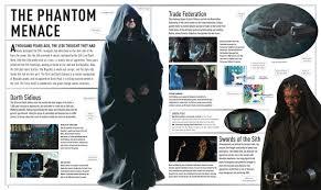 Phantom Menace Visual Dictionary