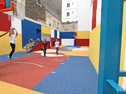 terrain de basket exterieur 5 plus beaux terrains de basket de