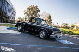 100 Classic Industries Chevy Truck 1967 C10 Revitalized Stepside
