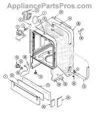 Whirlpool WP99001359 Dishwasher Water Inlet Valve