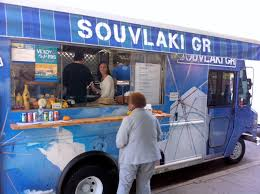 Souvlaki - NYC | Food Truck Inspiration | Pinterest | Food Truck