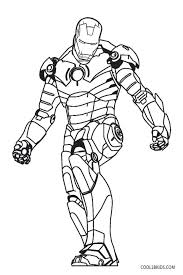 Iron Man 3 Coloring Pages Printable Colouring Online Games