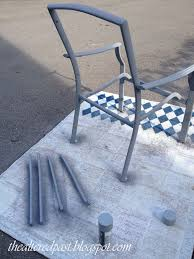 Replacement Slings For Patio Chairs Canada by Redo Patio Sling Chairs For Under 25 Hometalk