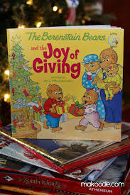 The Berenstain Bears Christmas Tree Book by Books For Christmas Makoodle
