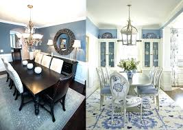 Blue Dining Room Ideas White Themes Navy Images