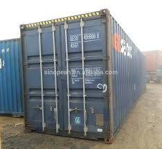 100 40ft Shipping Containers High Cube Pallet Wide Container Buy Container