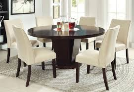 Cm3556-round-top-solid-wood-with-mirror-dining-table-set-espresso Ding Room Set Round Wooden Table And Chairs Black 5 Piece Rustic Kitchen Farmhouse 48 Inch Sets Insurserviceonline Unique Extension Khandzoo Home Decor Best Bailey With Turned Legs Rotmans The Kaitlin Miami Direct Fniture Glass Ikea Dinner Comfortable Chair Circular Tables And Amazoncom Pac New 5pc Antique White Wash Cherry Finish Stanley Juniper Dell 5piece Dunk Ashley With Design Material Harbor View 4 Slat Back