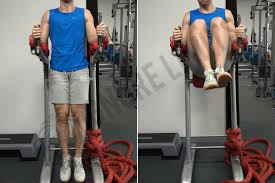 Captains Chair Exercise Youtube by How To Captains Chair Leg Raise Ignore Limits