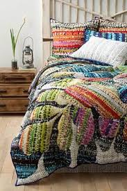 Anthology Bungalow Bedding by Anthropologie Tahla Quilt Beautiful Bedrooms Pinterest