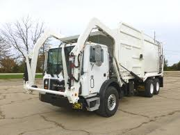 Garbage Trucks: Used Rear Load Garbage Trucks For Sale
