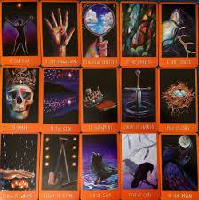 Mythic Tarot Deck Book Set by Raven U0027s Prophecy Tarot Tarot Decks Pinterest Tarot Tarot