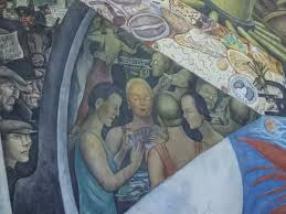 which are some less known modern paintings with interesting hidden