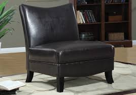 ACCENT CHAIR - DARK BROWN LEATHER-LOOK FABRIC I-8046 Seville Leather Accent Chair Star Fniture Details About Classic Chesterfield Scroll Arm Tufted Match Light Brown Braden Brandy Pulaski Wood Frame Faux In Lummus Cognac Dsd0003460 Wolf Rustic Bronze Vintage Brown Leather Accent Chair Bright Modern Fniture Dark Leatherlook Fabric I8046 84 Off Ethan Allen Ottoman Chairs Frank Leatherlook Fabric Dark Jude Universal Modern Jsen In Brompton Vintage Acme 53627