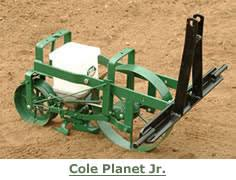 Cole Planter pany Precision Planting Equipment Since 1900