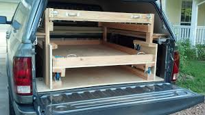 100 Truck Bed Slide Out Homemade Long Drawer Slides Google Search Projects To Try