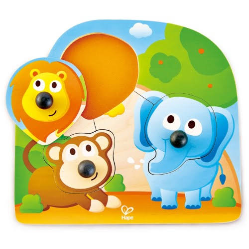 Hape Big Nose Jungle Puzzle E1310