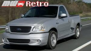 100 2001 Ford Truck SVT F150 Lightning Retro Review YouTube