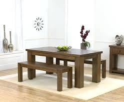 Kitchen Table With Bench Set Latest Dining
