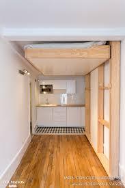 cuisine tout en un rénovation d 039 une studette mon concept habitation côté maison