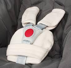 protege ceinture siege auto bébé bybum set de coussins protège ceinture universel pour coque