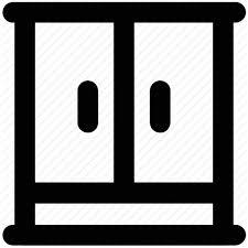 icon bureau almirah bureau cabinet cupboard drawer furniture safe