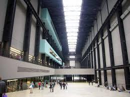 clore gallery building architecture e architect