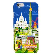 Original case for iPhone 6 I Cover 6 Pylones