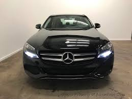 2015 Used Mercedes-Benz C-Class 1 OWNER -CLEAN HISTORY- BLACK ON ...