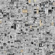 Newspaper Wallpaper Australia Otr Ad Background Top Backgrounds In Intended For Black And White