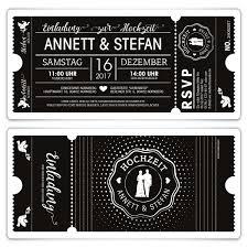 Hochzeit Ballonkarten Rustikal Kraftpapier