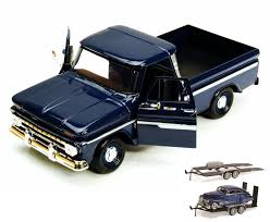 Diecast Car & Trailer Package - 1966 Chevy C10 Pickup Truck, Blue ... Kirpalanis Nv Toy Pickup Truck With Trailer Vehicles Toys Bruder Farm Ertl Big Outback Store Country Life Newray Ca Inc For Fun A Dealer Atc Alinum Hauler Amazoncom 2016 Dodge Ram 2500 And Heavy Duty Car Wild Hunting Fishing Play Set Die Cast Pick Up Camper Custom Trucks Moores L60 Tractor 7770005492 Lego City Great 60056 Tow Games Breyer Stablemates Gooseneck