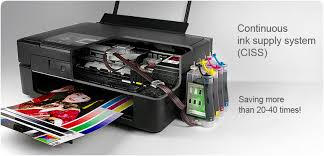 Today The Continuous Ink Supply System CISS Is One Of Most Effective Ways To Reduce Cost Printing With Inkjet Printers