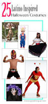 Spanish Countries That Celebrate Halloween by Latino Inspired Halloween Costumes Growing Up Bilingual