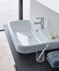 Duravit Vero Basin 600 by Duravit Sinks Duravit Usa Happy D 3hole Wall Hung Bathroom