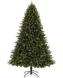 7 Ft White Pre Lit Christmas Tree by 7 U0027 Jackson Fir Tree With Clear Lights Christmas Tree Market