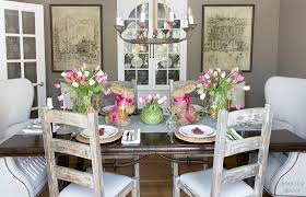 This Post Is Filled With Simple Ideas For Decorating Your Easter Or Spring Table