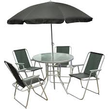Ebay Patio Furniture Uk by Kingfisher Garden Patio Furniture Set 6 Piece Aluminium