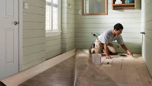 Installing Laminate Floors On Walls by Install Sheet Vinyl Flooring