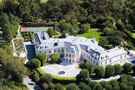 100 Holmby Famed Hills Estate The Manor Will Hit The Market For A