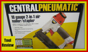 Central Pneumatic Floor Nailer Troubleshooting by Tool Review For Harbor Freight Pneumatic Nail Gun Youtube