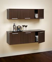 modern wall mounted liquor cabinet home design and decor