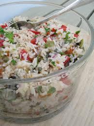 cuisine salade de riz recette salade de riz cuisine algérienne