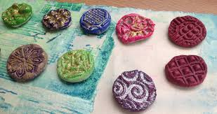Air Dry Clay Projects Art